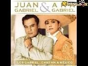 Juan Gabriel y Ana Gabriel