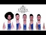 LETRA 'te amo sencillamente te amo ' - Grupo Extra