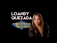 Canción 'Fe' interpretada por Loandy Quezada