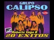Canción 'Dame Un Besito' interpretada por Grupo Calipso