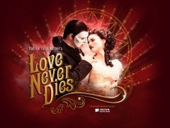 Canción 'Once Upon Another Time' interpretada por Love Never Dies