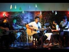 Canción 'Pensamiento Fugaz' interpretada por La Abuela Disco