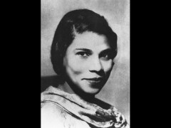 Believe Me, If All Those Endearing Young Charms - Marian Anderson