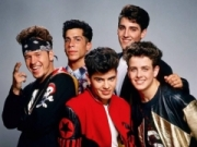 80S BABY letra NEW KIDS ON THE BLOCK