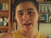 Canción 'Al Norte' interpretada por Silvana Estrada