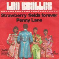 Canción 'Strawberry Fields Forever' interpretada por The Beatles