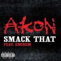 Canción 'Smack that' interpretada por Akon