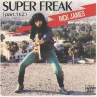 Super Freak de Rick James