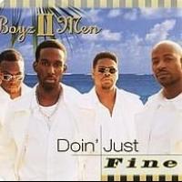 Doin' Just Fine de Boyz II Men