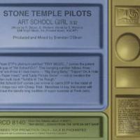 Canción 'Art School Girl' interpretada por Stone Temple Pilots