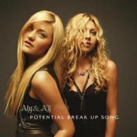 Potential break-up song - Aly & AJ