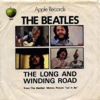Canción 'The Long And Winding Road' interpretada por The Beatles