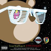 Canción 'Stronger' interpretada por Kanye West
