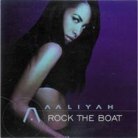 Canción 'Rock The Boat' interpretada por Aaliyah