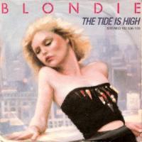 Canción 'The Tide Is High' interpretada por Blondie
