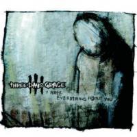 Canción 'I hate everything about you' interpretada por Three Days Grace