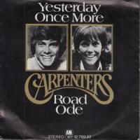 Canción 'Yesterday once more' interpretada por Carpenters