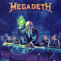 Canción 'Tornado Of Souls' interpretada por Megadeth