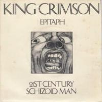 Canción '21st Century Schizoid Man' interpretada por King Crimson