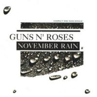 NOVEMBER RAIN letra GUNS N' ROSES