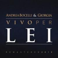 VIVO PER LEI letra ANDREA BOCELLI
