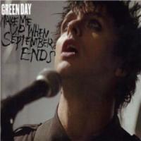 Canción 'Wake Me Up When September Ends' interpretada por Green Day