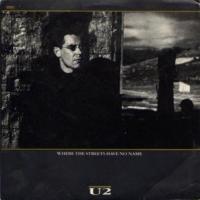 Canción 'Where The Streets Have No Name' interpretada por U2