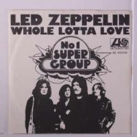 Canción 'Whole Lotta Love' interpretada por Led Zeppelin