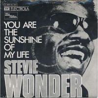 Canción 'You Are The Sunshine Of My Life' interpretada por Stevie Wonder