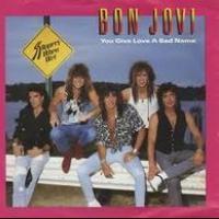 'You Give Love A Bad Name' de Bon Jovi