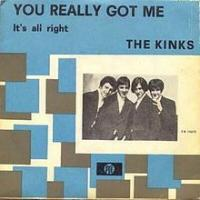 Canción 'You Really Got Me' interpretada por The Kinks