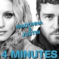 Canción '4 minutes' interpretada por Madonna