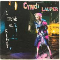 'I drove all night' de Cindy Lauper