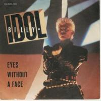 EYES WITHOUT A FACE letra BILLY IDOL