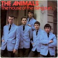 Canción 'The House Of The Rising Sun' interpretada por The Animals