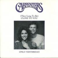 (they Long To Be) Close To You de Carpenters