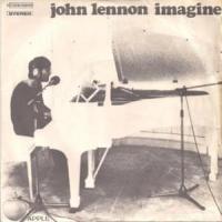 Canción 'Imagine' interpretada por John Lennon