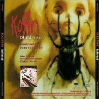 Canción 'Blind' interpretada por Korn