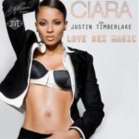 Love Sex Magic de Ciara