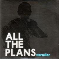 ALL THE PLANS letra STARSAILOR