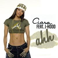 'Ahh (com J-Hood)' de Ciara