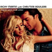 Canción 'Nobody Wants To Be Lonely' interpretada por Christina Aguilera