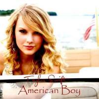 Canción 'American Boy' interpretada por Taylor Swift