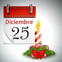 Canción '25 de diciembre' interpretada por Villancicos