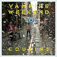 Canción 'Cousins' interpretada por Vampire Weekend