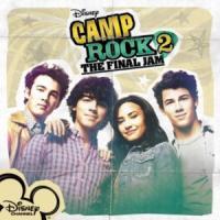 Canción 'It´s on' interpretada por Camp Rock 2