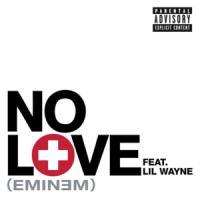 Canción 'No Love' interpretada por Eminem