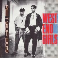 Canción 'West End Girls' interpretada por Pet Shop Boys