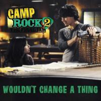 Canción 'Wouldn't Change A Thing' interpretada por Demi Lovato