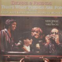 Canción 'That's What Friends Are For' interpretada por Dionne Warwick